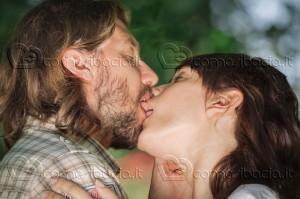 Bacio alla francese