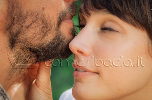 Il bacio con le ciglia
